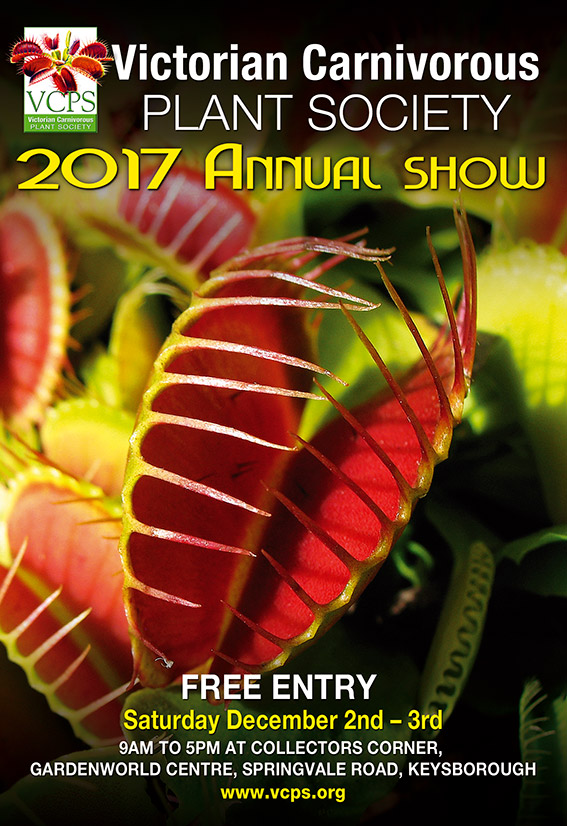 2016 VCPS Show: 2-3 December 2017